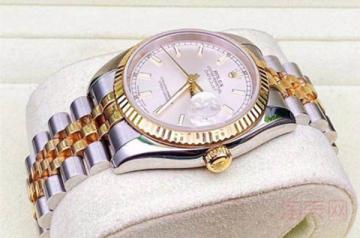 现在劳力士80319手表回收能卖多少钱