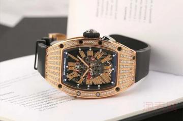 二手理查德米勒手表回收多少钱