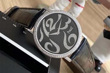 回收伯爵传统腕表没有附件有影响吗