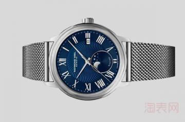 雷蒙威手表回收的价格一般在多少