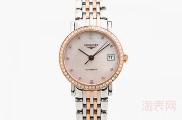 二手浪琴博雅手表回收价格如何