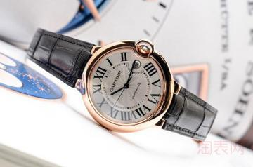 回收卡地亚手表多少钱 几折算高价