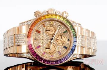 哪里回收黄金手表更可靠