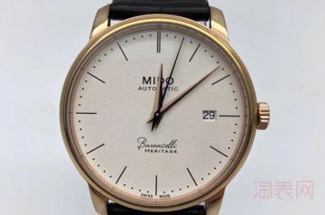二手表回收市场只接受名表吗