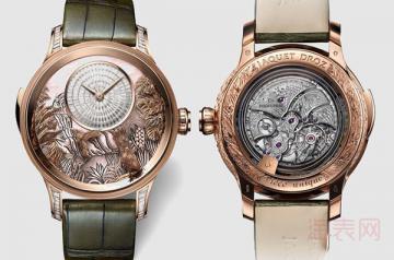 手表回收亏多少属于合理范围内