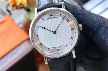 二手宝玑手表回收多少钱 转卖值钱吗