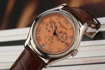 百达翡丽手表回收折扣最高可以达到多少