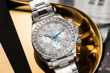 劳力士公司回收旧表吗 专业回收手表哪里好