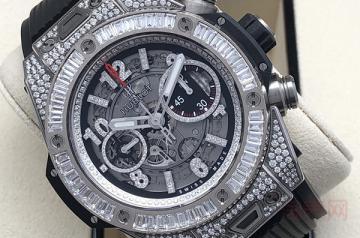 宇舶大爆炸手表回收价格是多少
