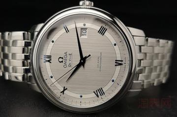 欧米茄男款手表回收通常是几折