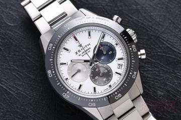 没有保卡的真力时手表回收大概多少钱