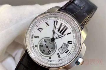 市场价两万的卡地亚手表能卖多少钱