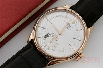 rolex旧手表回收大概可以卖多少钱