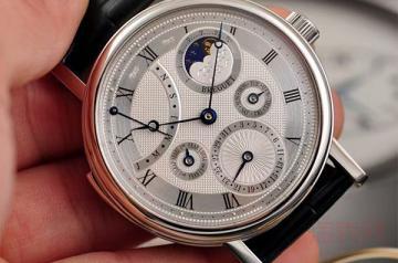 回收宝玑手表有什么注意事项