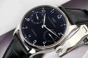 万国iw500109手表回收转卖二手值多少钱