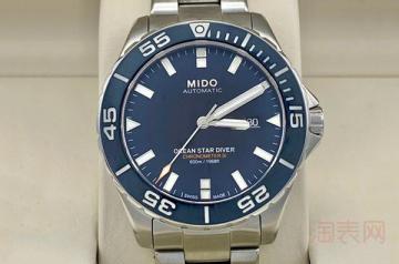 美度买了4年的手表回收价格能是多少