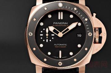 不用的沛纳海二手表能卖多少钱