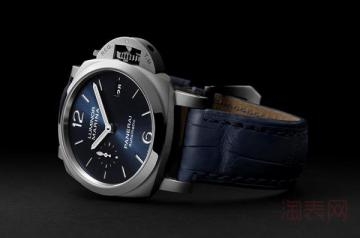 二手沛纳海手表的回收价格怎么样 值钱吗