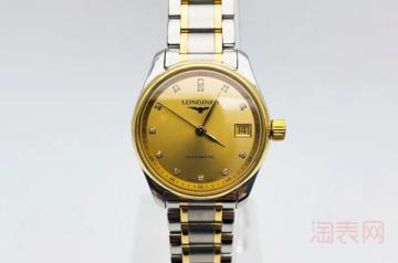 22000万元的浪琴手表回收能卖多少钱