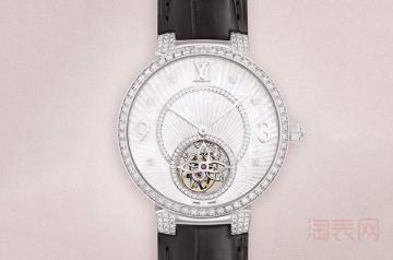 lv二手手表回收一般几折更保值