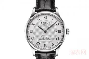 天梭原价6500手表能卖多少钱