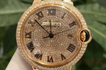 卡地亚手表二手可以卖多少钱一个