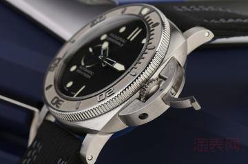 二手回收沛纳海手表可以卖多少钱