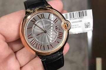5万的卡地亚手表能卖多少钱