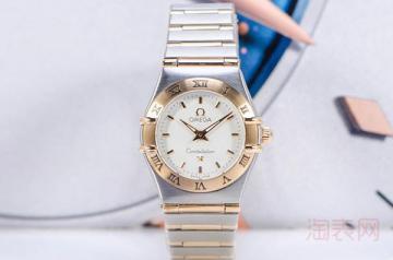 欧米茄女士手表回收价格查询 成色佳卖得好
