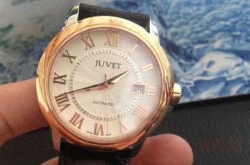 JUVET手表回收场所有哪些 回收价位如何