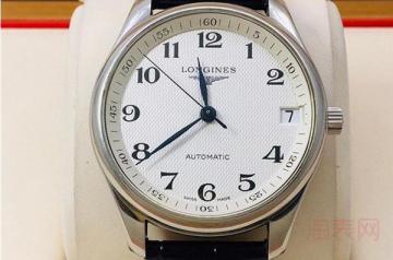 1万4的浪琴手表二手回收能卖多少钱