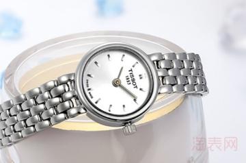 回收二手天梭力洛克手表能卖多少钱