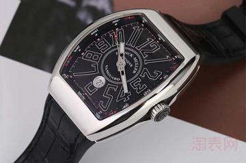 法穆兰手表在二手市场上可以回收吗
