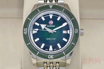 雷达手表二手回收能卖多少钱一个