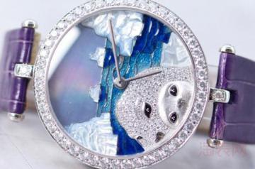 梵克雅宝非凡表盘手表回收价格是多少