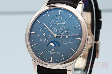 哪里回收江诗丹顿手表是最专业的