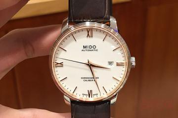 回收美度贝伦赛丽手表的市场行情如何