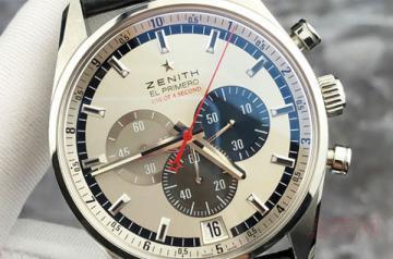 真力时二手表回收价格是原价的几折