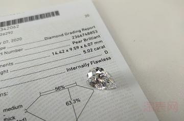 当铺钻石回收价格标准是什么