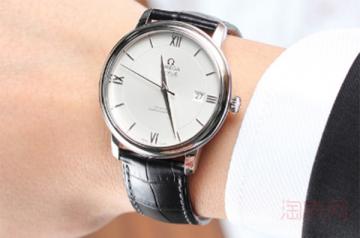 欧米茄机械手表回收大概多少钱