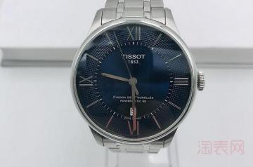 天梭二手手表怎么回收才能得高价格