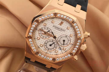 爱彼二手手表回收价格与表款有何关联