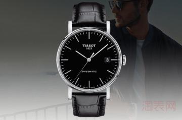 天梭手表二手回收价格查询结果如下