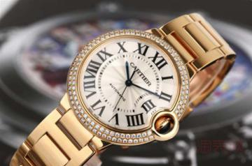 萧邦快乐五钻二手表回收价格是多少