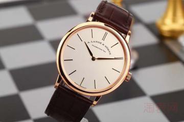 朗格腕表回收有没有高价的方法