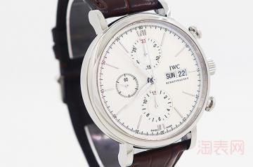 万国飞行员手表二手能卖多少钱