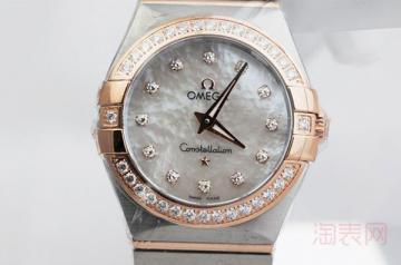 老款欧米茄手表回收价格也可以很高