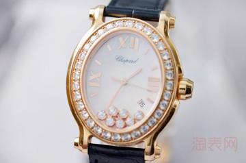 坏的钻石手表有没有回收的商家