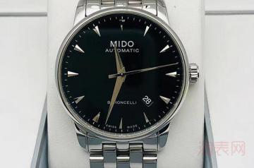 六千多的美度机械手表回收多少钱