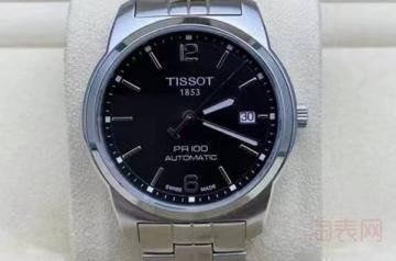 三千多买的天梭手表回收多少钱